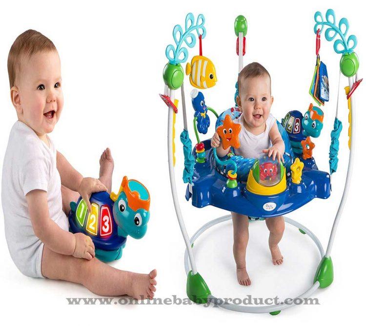 Baby Einstein Neptune Jumper Review
