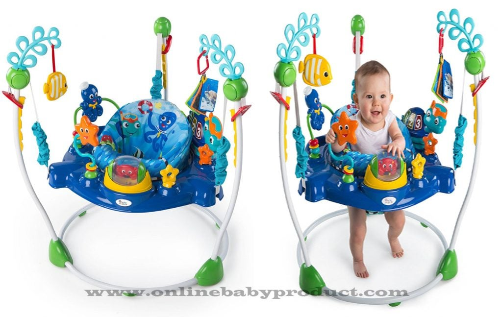 3df990094 Baby Einstein Neptune Jumper Review