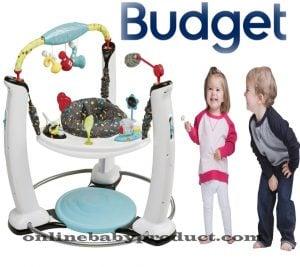 best baby jumper budget