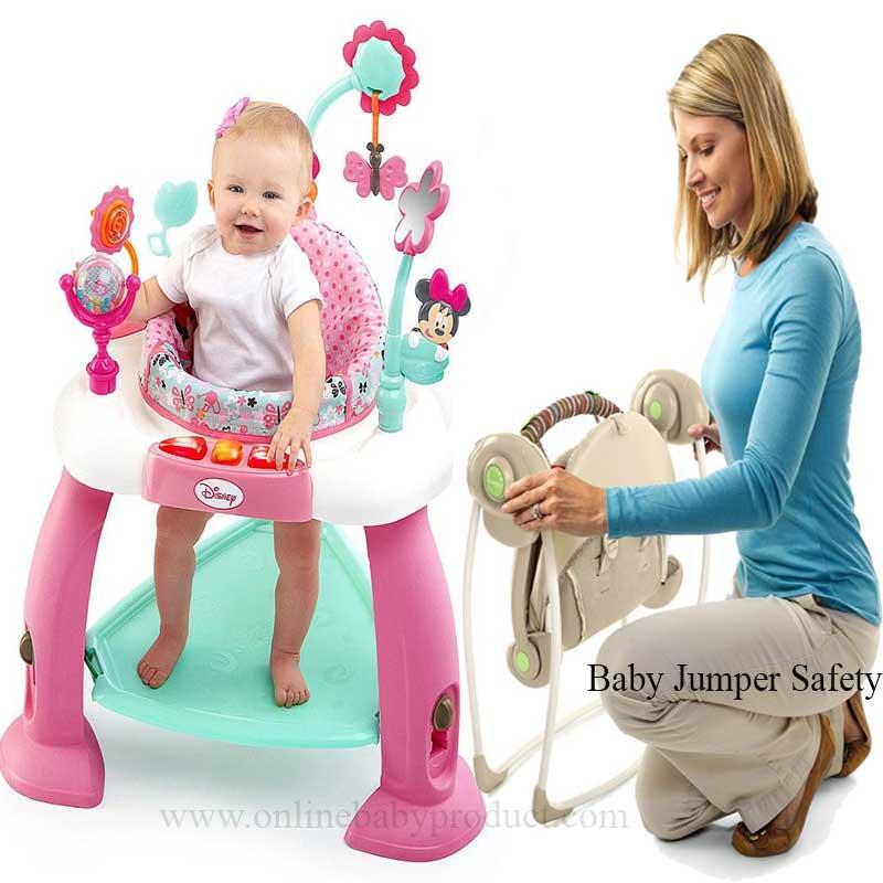 baby jumper safety
