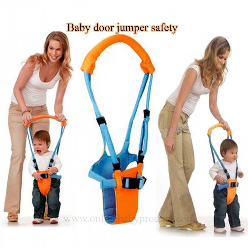baby door jumper safety